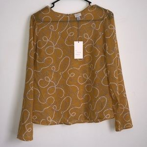A•New Day Blouse